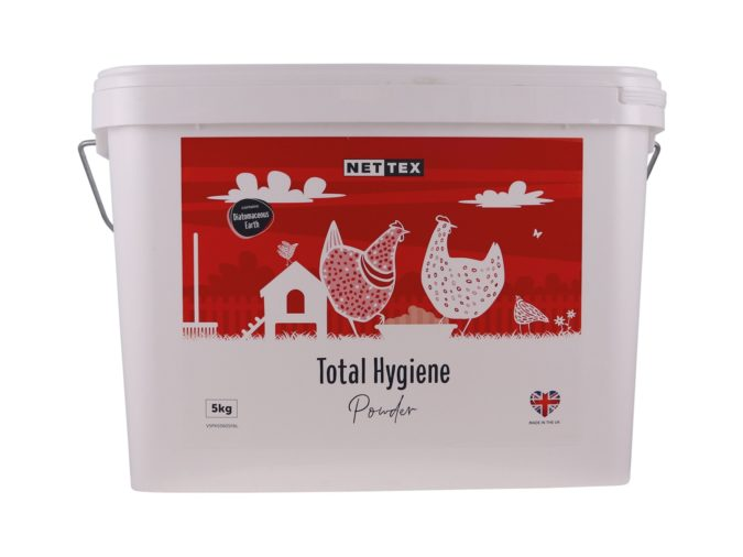 Chicken Hygiene Powder - Keeping Chickens with Nettex Poultry
